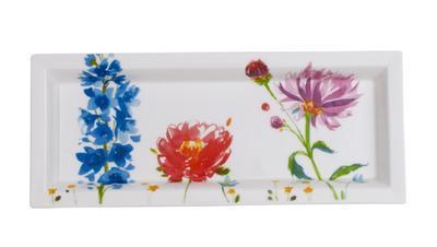 Mísa obdélníková ANMUT FLOWERS 25x10 cm, Villeroy & Boch
