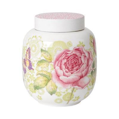 Dóza na čaj s víkem ROSE COTTAGE 660 ml, Villeroy & Boch