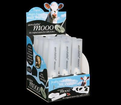 Šlehač na mléko AEROLATTE kráva, Cilio