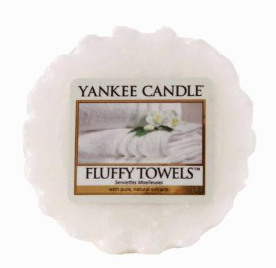 Vosk Fluffy Towels, Yankee Candle