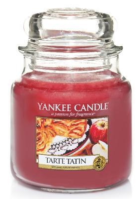 Svíčka Tarte Tatin - sklo č.2, Yankee Candle