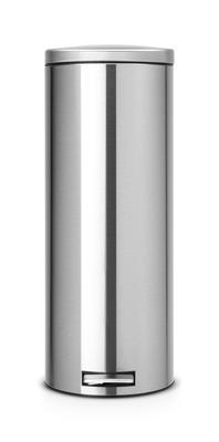 Koš pedálový SLIMLINE 20 l - matná ocel FPP, Brabantia - 1