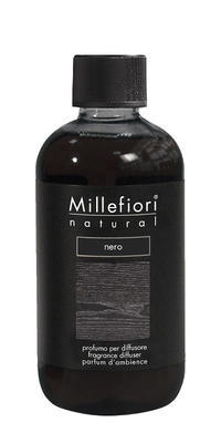 Náplň do difuzéru NATURAL FRAGRANCES 250 ml - Nero, Millefiori