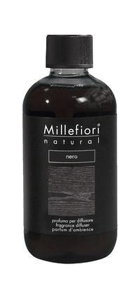 Náplň do difuzéru NATURAL FRAGRANCES 250 ml - Nero, Millefiori