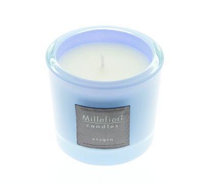 Svíčka v dóze CANDLE 300 g - Oxygen, Millefiori