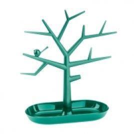 Držák na drobnosti - strom PI:P - tmavě zelená, Koziol - 1