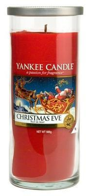 Svíčka DÉCOR Christmas Eve - velká, Yankee Candle