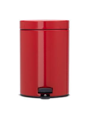 Koš pedálový 3 l zářivě červená, Brabantia - 1
