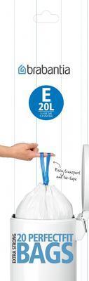 Pytle odpadkové PERFECT FIT 20l/20ks (E), Brabantia