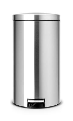 Koš pedálový SILENT 45 l - matná ocel FPP, Brabantia - 1