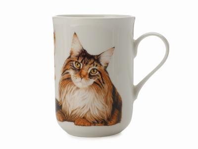 Hrnek Cat Maine CASHMERE PETS 300 ml, Maxwell & Williams