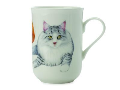 Hrnek Cat Norwegian CASHMERE PETS 300 ml, Maxwell & Williams