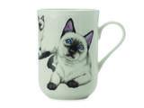 Hrnek Cat Siamese CASHMERE PETS 300 ml, Maxwell & Williams - 1/3