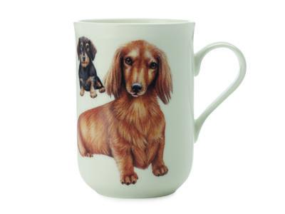 Hrnek Dog Dachshund CASHMERE PETS 300 ml, Maxwell & Williams - 1