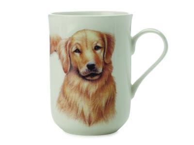 Hrnek Dog Golden CASHMERE PETS 300 ml, Maxwell & Williams - 1