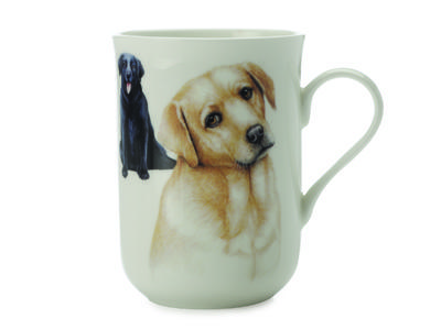 Hrnek Dog Labrador CASHMERE PETS 300 ml, Maxwell & Williams - 1