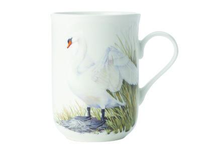 Hrnek Labutě BIRDS OF THE WORLD 300 ml, Maxwell & Williams - 1