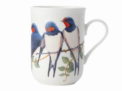 Hrnek Vlaštovky BIRDS OF THE WORLD 300 ml, Maxwell & Williams