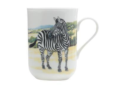 Hrnek Zebra ANIMALS OF THE WORLD 300 ml, Maxwell & Williams - 1