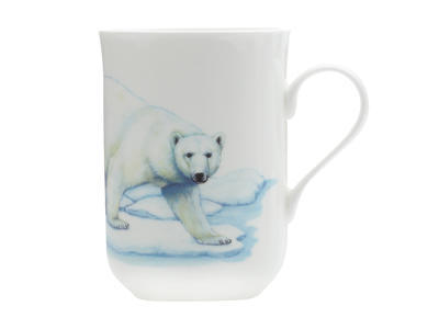 Hrnek Lední medvěd ANIMALS OF THE WORLD 300 ml, Maxwell & Williams - 1