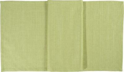 Středový pás LIVING 50x140 cm - zelená, Sander