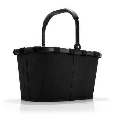 Nákupní košík CARRYBAG Frame Black/Black, Reisenthel - 1