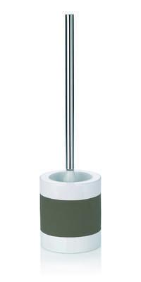 WC štětka LALETTA 12x45,5 cm - taupe, Kela