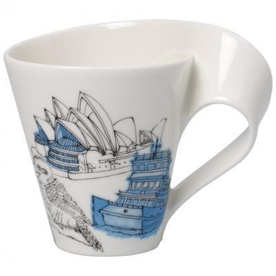 Hrnek NEW WAVE CAFFÉ SYDNEY 300 ml, Villeroy & Boch - 1