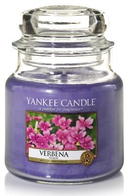 Svíčka Verbena - sklo č.2, Yankee Candle