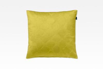 Povlak dekorační na polštář J-EMBOSSED 38x38 cm - citron, JOOP! - 1