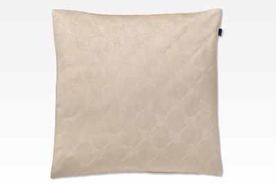 Povlak dekorační na polštář J-EMBOSSED 48x48 cm - beige, JOOP! - 1