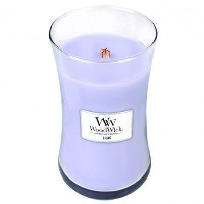 Svíčka 609,5 g Lilac, WoodWick - 1
