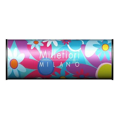 Vůně do auta ICON CUORI Melody Flowers - Blue, Millefiori