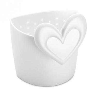 Sítko na čaj SUSI - bílá, Koziol - 1