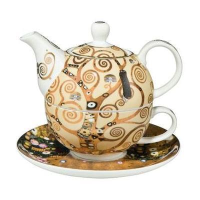 Čaj pro jednoho ARTIS ORBIS G. Klimt - Tree of Life - 350 ml, Goebel