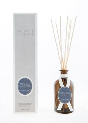Aroma difuzér VIA BRERA 100 ml - Mineral Sea, Millefiori