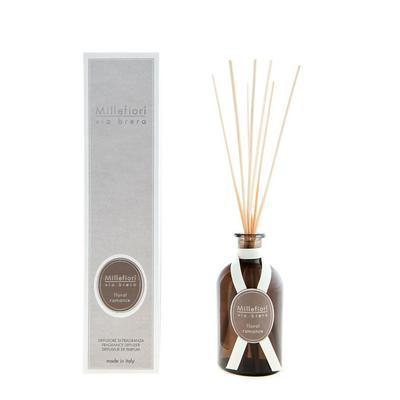 Aroma difuzér VIA BRERA 250 ml - Floral Romance, Millefiori