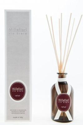 Aroma difuzér VIA BRERA 250 ml - Velvet, Millefiori