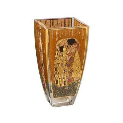 Váza ARTIS ORBIS G. Klimt - The Kiss - 16 cm, Goebel