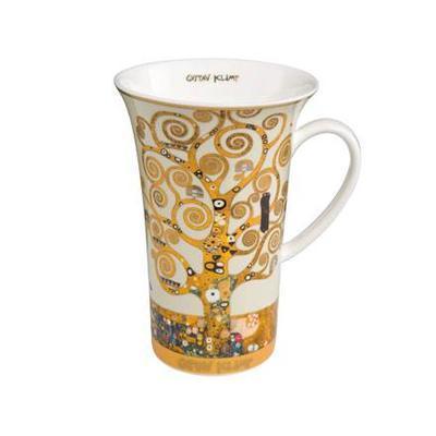 Hrnek ARTIS ORBIS G. Klimt - Tree of Life - 500 ml, Goebel