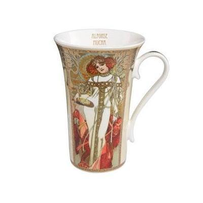 Hrnek ARTIS ORBIS A. Mucha - Autumn-Winter 1900 - 500 ml, Goebel