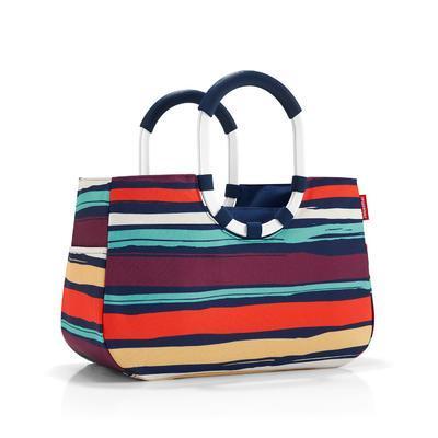 Nákupní taška LOOPSHOPPER M Artist Stripes, Reisenthel - 1