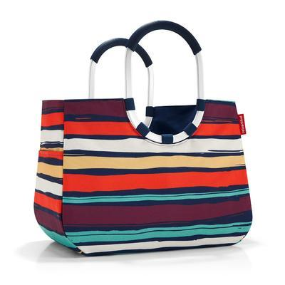 Nákupní taška LOOPSHOPPER L Artist Stripes, Reisenthel - 1