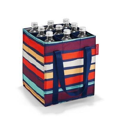 Taška na láhve BOTTLEBAG Artist Stripes, Reisenthel - 1