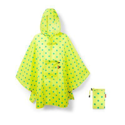 Pláštěnka MINI MAXI PONCHO Lemon Dots, Reisenthel - 1