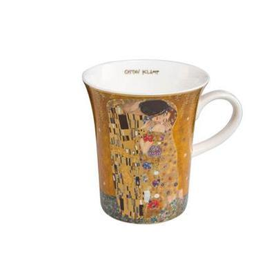 Hrnek ARTIS ORBIS G. Klimt - The Kiss - 400 ml, Goebel