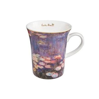 Hrnek ARTIS ORBIS C. Monet - Evening Flowers II - 400 ml, Goebel
