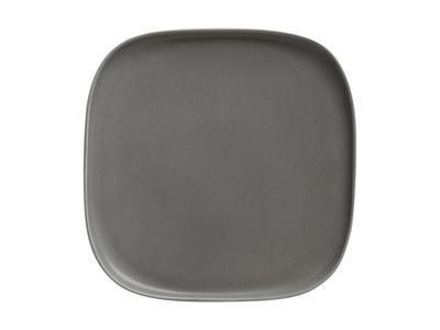 Talíř čtvercový ELEMENTAL 20,5 cm - charcoal, Maxwell & Williams