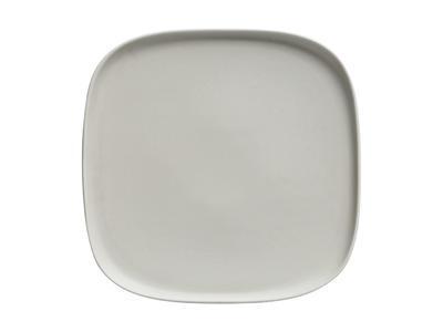 Talíř čtvercový ELEMENTAL 23 cm - šedý, Maxwell & Williams