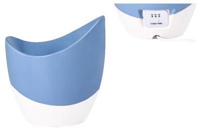 Aromalampa s časovačem SCENTERPIECE SKYE - modrá, Yankee Candle